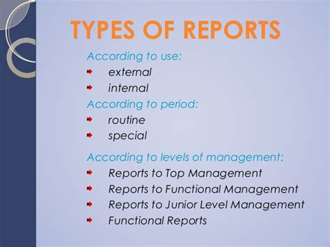 Methods Of Business Research Report Writing Ppt by Report Writing