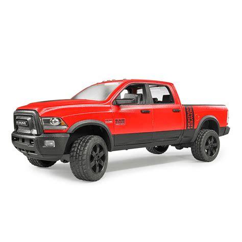 bruder truck bruder ram 2500 truck