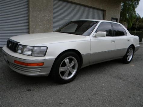cheap ls motors find a cheap used 1994 lexus ls400 in orange county at
