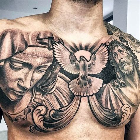 chicano style tattoos designs 60 3d jesus designs for religious ink ideas