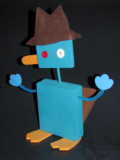 bobblehead perry the platypus bobblehead perry the platypus by dpdagger on deviantart