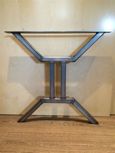 metal coffee table legs best 25 metal table legs ideas on steel table