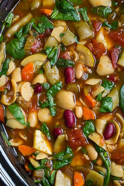 olive garden minestrone soup copycat cooker recipes for diabetes weight loss fitness