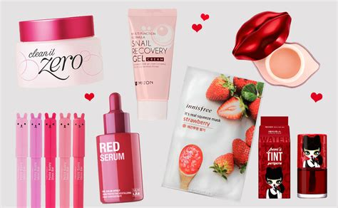 Makeup Skin Care Hair Care Best Products Of The Month by Happy Valentines Day Top Best Products From Korea In The