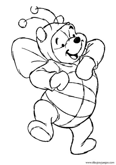 imagenes de winnie pooh solo para colorear dibujos para colorear maestra de infantil y primaria