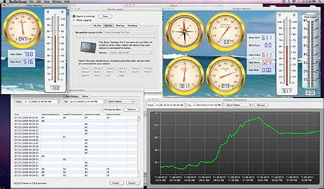 weathersnoop 2 0 weather station software for mac os x