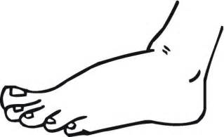 hands feet coloring pages free printable download coloring cliparts