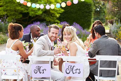 Hochzeit Im Freien by Dekoidee Lions Bei Der Hochzeit Hochzeitsportal24