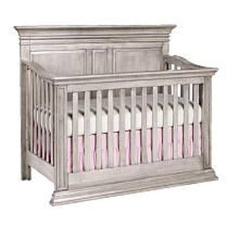 Vienna Ash Gray Crib by Baby Cache Vienna Lifetime Crib Ash Gray Nursery