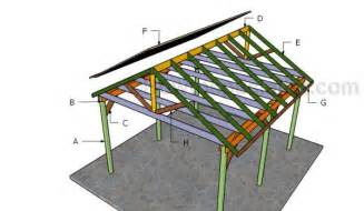 outdoor shelter plans 12x14 picnic shelter plans howtospecialist how to build step by step diy plans