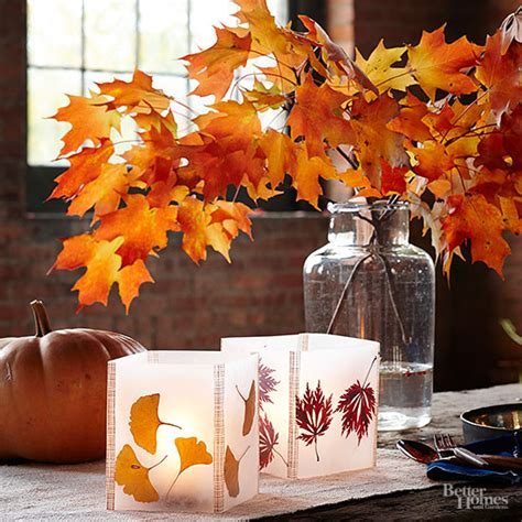 How To Make Wax Paper Lanterns - how to make leaf lanterns with wax paper