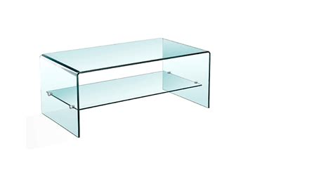 Glass Coffee Table With Shelf by Glass Coffee Table With Shelf