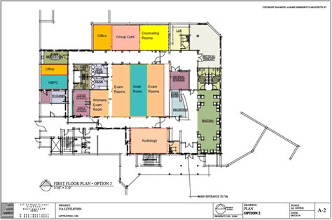 Va Nursing Home Design Guidelines Veterans Administration Community Based Outpatient Clinic