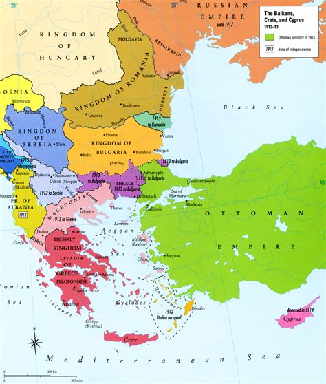 balkans map today in european history a bad day for the ottomans 1912 and that s the way it was