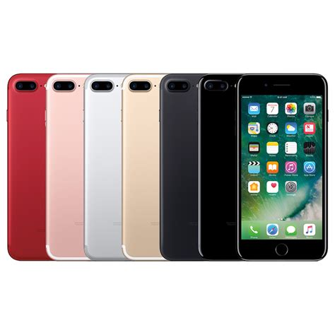 7 iphone colors apple iphone 7 plus 256gb at t smartphone all colors ebay