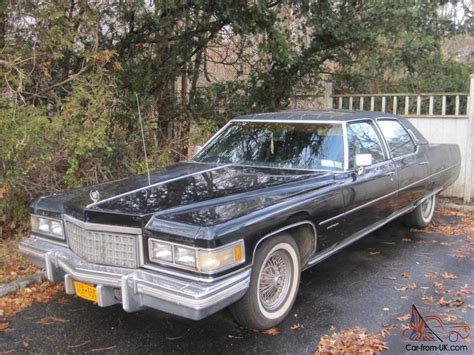 1976 Cadillac Fleetwood Talisman For Sale by Cadillac Fleetwood Fleetwood Talisman