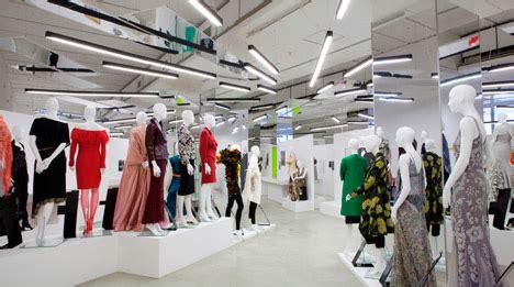 set design museum london zaha hadid quot chose herself quot to design women fashion power