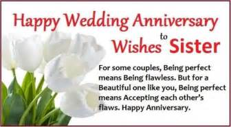 Wedding Wishes Quotes For Sister Anniversary Wishes For Sister Wishes Greetings Pictures Wish Guy