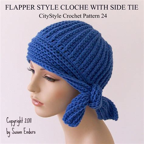 crochet hat item details