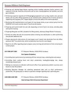 Construction Field Engineer Cover Letter by Construction Field Engineer Sle Resume