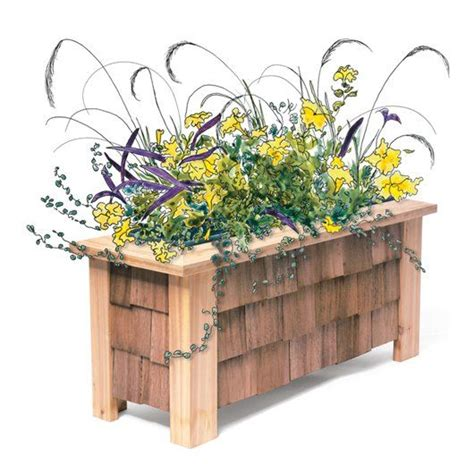 Vegetable Planters Plans by Wooden Vegetable Planter Box Plans Woodworking Projects Plans