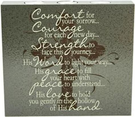 Thanks For Your Comforting Words by Comfort For Your Sorrow Beautiful And Encouraging Words