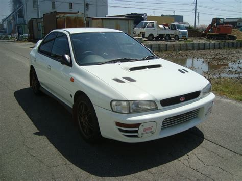 subaru wrx 1997 for sale subaru impreza wrx wrx ver 1997 used for sale