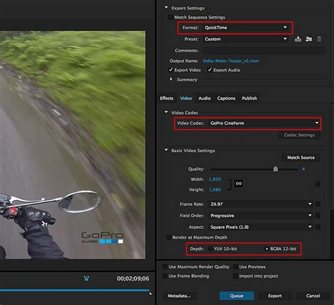 adobe premiere pro gopro gopro cineform intermediate codec support adobe premiere
