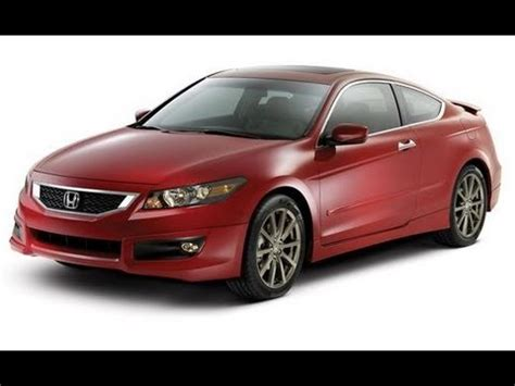 2010 honda accord 2010 10best cars car and driver youtube