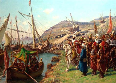 The Founder Of The Ottoman Turks Was 10 Facts About The Ottoman Empire And Its Army