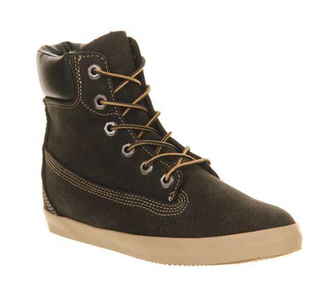 womens timberland glastenbury 6 inch boot black boots