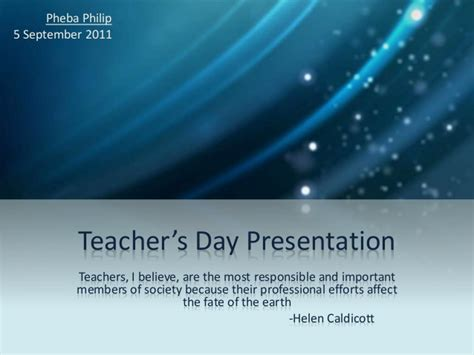 ppt templates for teachers day teacher s day presentation