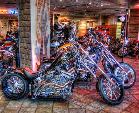 Motorcycle Shop Motorcycle Shop Flickr Photo