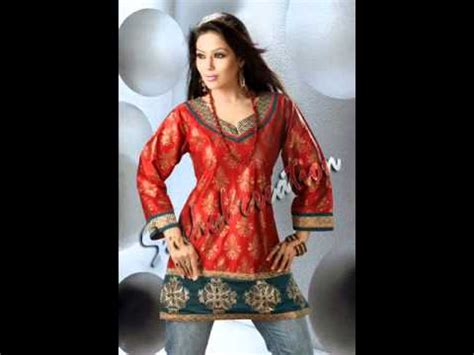 Evony Tunik Top Blouse Hq designer indian kurtis and tunics for and