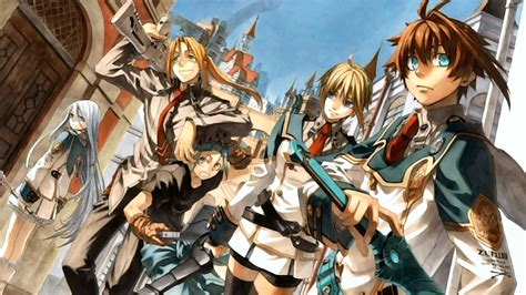 chrome shelled regios some anime recommendations