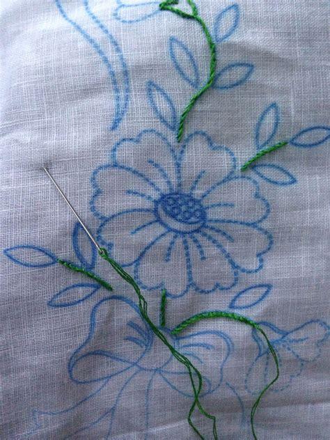 disegni punto croce per tovaglie da tavola lino ti ricamo