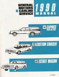 small engine service manuals 1992 chevrolet caprice head up display 1990 chevrolet caprice sedan wagon buick estate wagon oldsmobile custom cruiser factory
