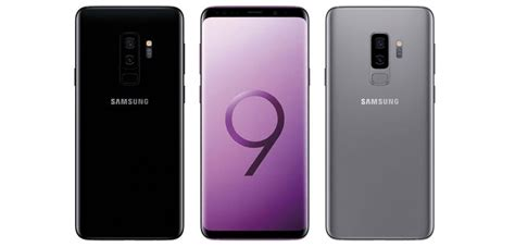 h samsung s9 samsung galaxy s9 and s9 plus everything you need to