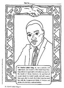 martin luther king jr coloring pages free coloring pages of martin luther king jr