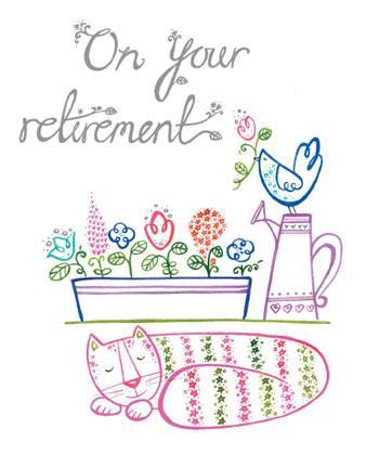 printable retirement puzzles kitty baby love