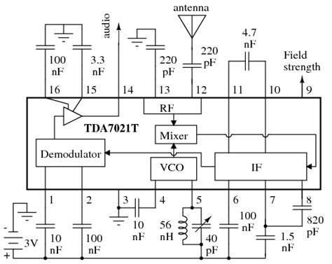 fm radio integrated circuit lessons in electric circuits volume iii semiconductors chapter 9