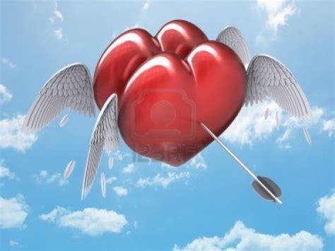 imagenes en 3d de corazones im 225 genes tiernas de corazones flechados