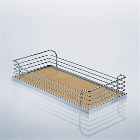 Sliding Baskets For Kitchen Cabinets Arena Basket For Base Cabinet Sliding System Richelieu Hardware