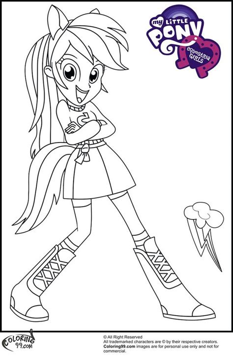 Mlp Equestria Girls Coloring Pages Free Printable Mlp Equestria Coloring Pages Free