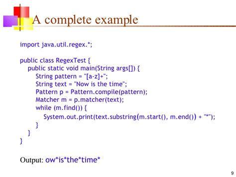 java pattern reluctant quantifiers 16 java regex