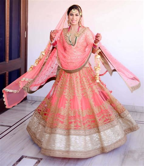 wedding in ludhiana with a radiant bride wedmegood