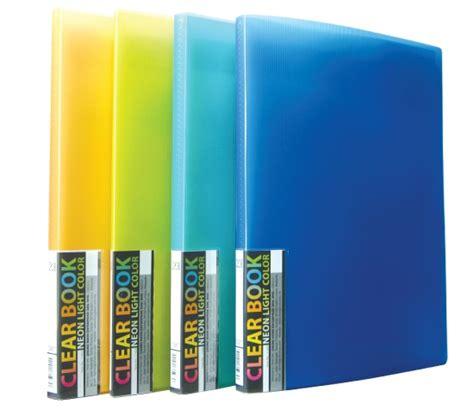 Clear Holder A4 20 Pockets Umico Um20ap neon colour clear holder a4 chung boon enterprise sdn bhd