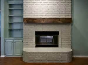 woodwork how to build a fireplace mantel shelf brick