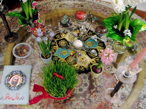 Kulla Table L by The Big Picture New Year Or Nowruz Ianyan Magazine