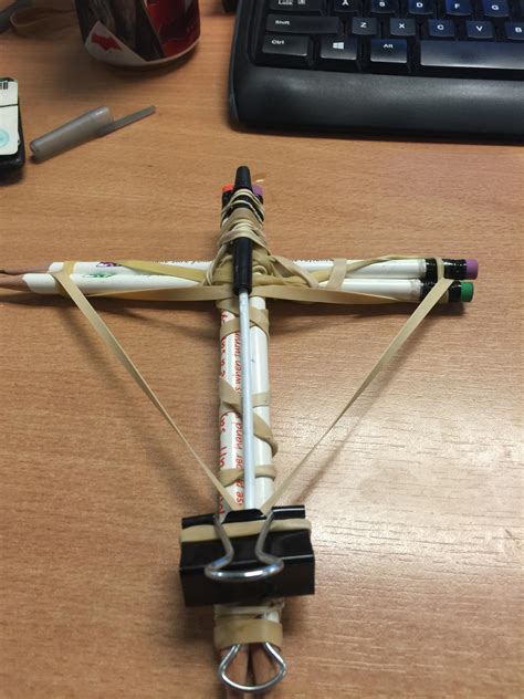 Office Supply Crossbow by Overview For Koolmoedee1000